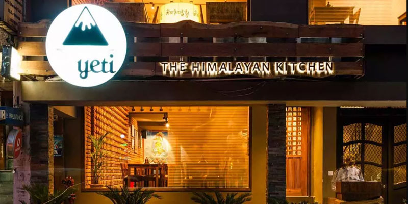 YETI- THE HIMALAYAN KITCHEN